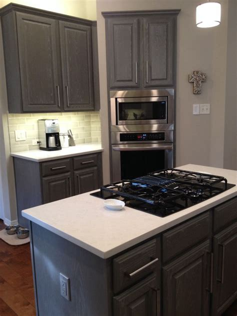 coffee color kitchen cabinets coffee bar sherwin williams gauntlet gray sw7019