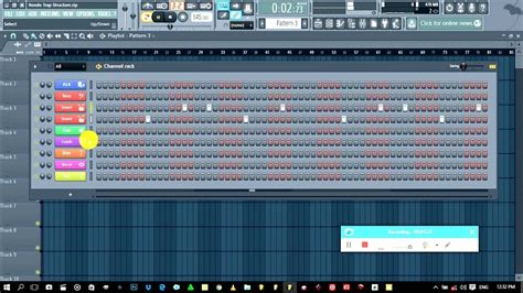 drum pattern trap trap beat basic structures youtube
