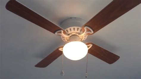 harbor breeze ceiling fan light not working 42 quot harbor breeze armitage ceiling fan new version youtube