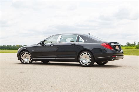 maybach mercedes benz 2016 mercedes maybach s600 review