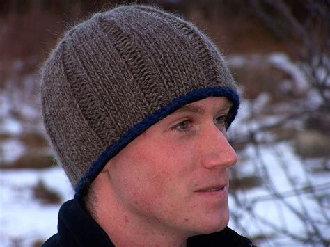 mens knit hat pattern pin by renee bernard finsel on knit 4