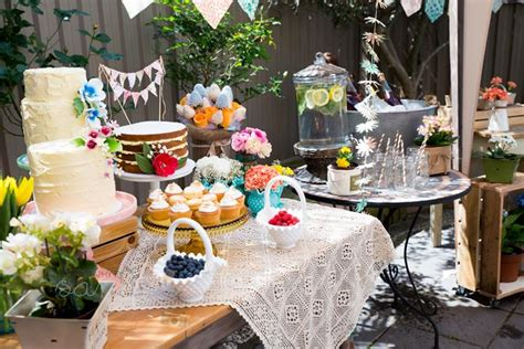 Garden Baby Shower by Kara S Ideas Garden Baby Shower Planning Ideas