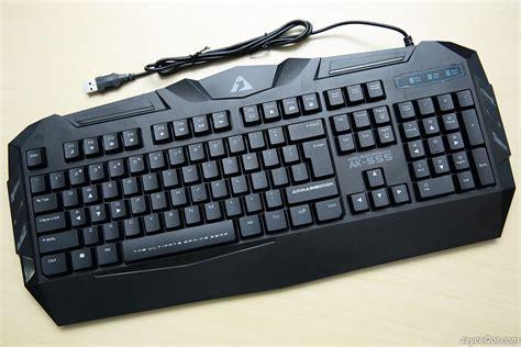 Keyboard Kalashnikov Ak555i armaggeddon kalashnikov ak 555i keyboard review jayceooi