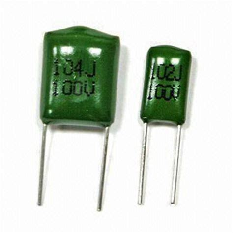capacitor polyester value taiwan inductive pei type polyester capacitor on global sources