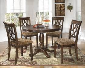 casual dining room sets buy leahlyn casual dining room set by signature design from www mmfurniture