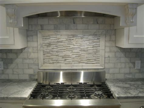 marble tile backsplash kitchen white marble backsplash traditional kitchen boston by tile gallery