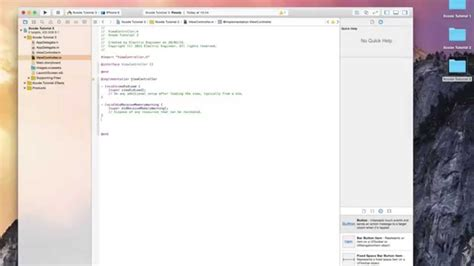 xcode kext tutorial xcode tutorial 3 creating a text field and labels youtube