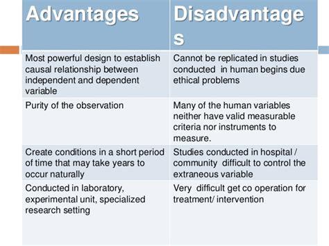 design management advantages advantages and disadvantages of exploratory research