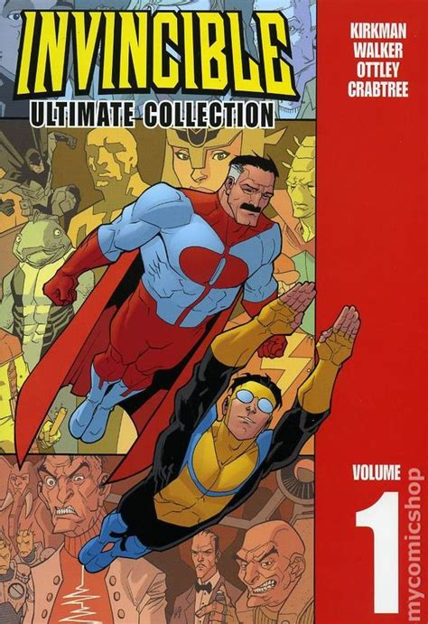 invincible ultimate collection volume invincible hc 2005 image ultimate collection comic books