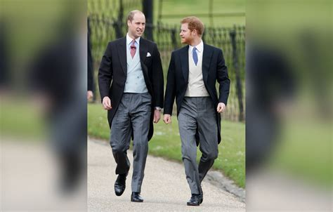 Prince Harry Asks William To Be Best Man At Meghan Markle