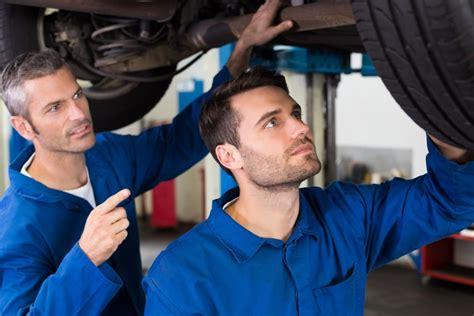 spray painter traineeship automotive profiles