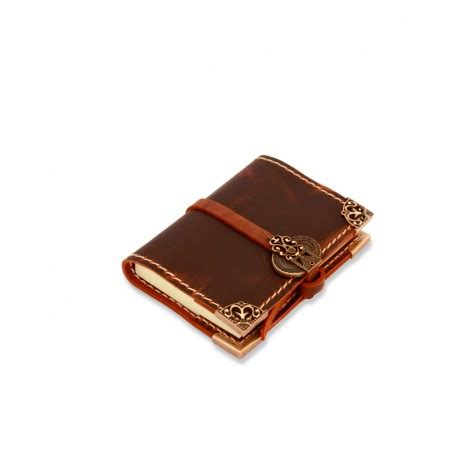 Handmade Leather Journals Uk - handmade leather journal 9x13