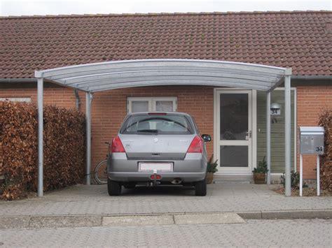 carport mit terrassendach galerie stahlcarport mit rundbogendach carport nord