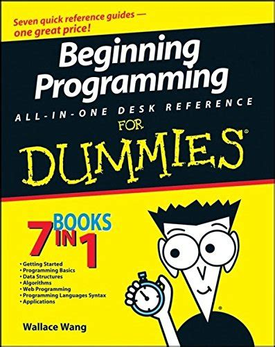 Beginning Programming beginning programming all in one desk reference for