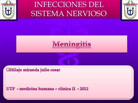 cadena epidemiologica meningitis meningitis