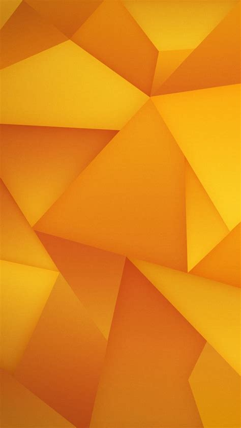 orange geometric wallpaper gallery