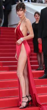 bella hadid has absolutely destroyed it on the red carpets during this