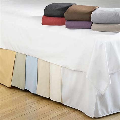 size bed skirt microfiber 1500 egyptian quality pleated bed skirt 14