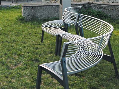 modern park bench modern street site furnishings products park benches
