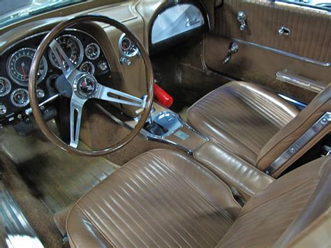 1964 Corvette Interior by 1964 Chevrolet Corvette Coupe 112796