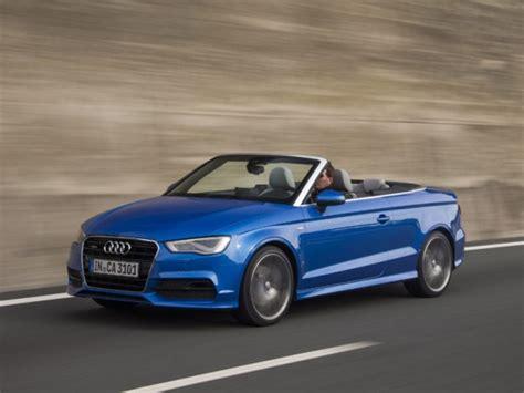 Testbericht Audi A3 by Audi A3 Cabrio Fahrbericht Auto Motor At