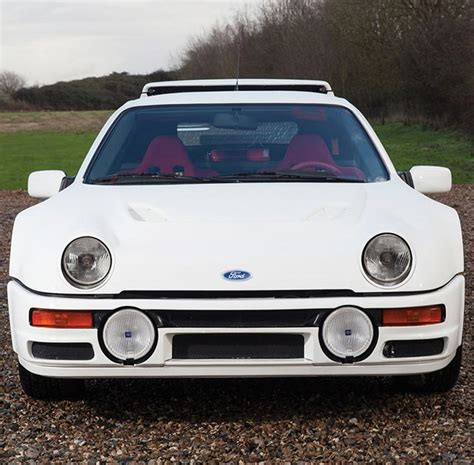 ford rs200 for sale this ford rs200 evolution is factory fresh fully for sale