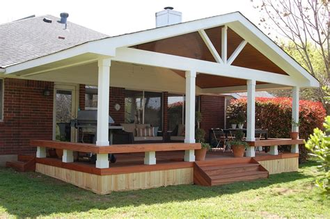 backyard covered decks fun and fresh patio cover ideas for your outdoor space