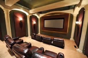 Home Theatre Decor Decorating Your Home Theater Room Decorating Ideas Home Decorating Ideas