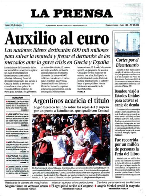 opiniones de la prensa argentina