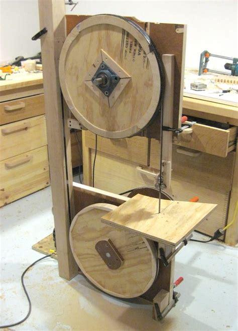 DIY bandsaw   Make: