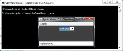 color class java color class in java exles