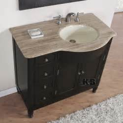 bathroom vanity with sink and faucet traditional 38 single bathroom vanities vanity sink