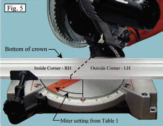 cutting double crown how to cut and install crown molding and trim extreme how to