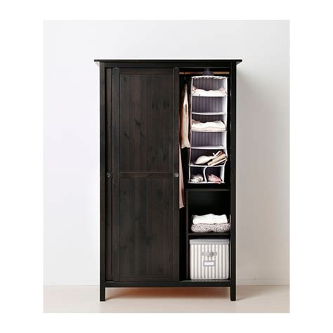 Hemnes Armoire by Hemnes Wardrobe With 2 Sliding Doors