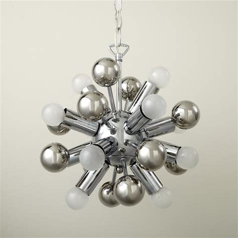 Atom Chandelier Up And Atom Chandelier The Land Of Nod
