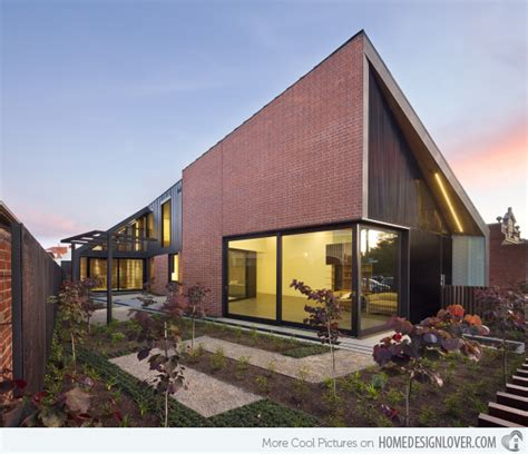 brick house designs australia the decieving look of the red brick house in victoria australia home design lover