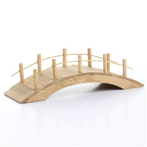 how to make a wooden bridge miniature fairy garden wooden bridge fairy garden