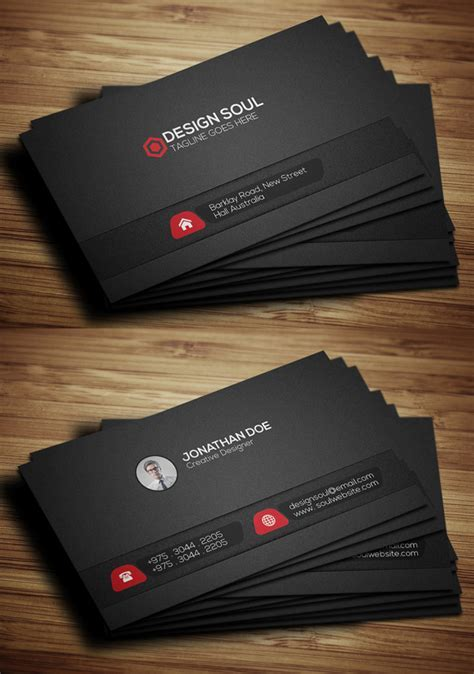 Corporate Business Cards Designs ? 12 Fantastic Business