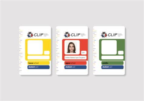 id card creative design moodystudio