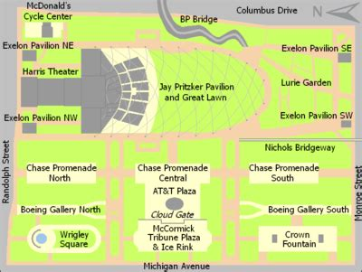 Crown Casino Floor Plan by Millennium Park Wikipedia
