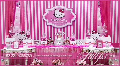 hello kitty themes party hello kitty birthday party theme ideas planner in pakistan