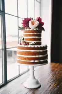 2014 wedding cake trends 2 the nake cake bridal musings
