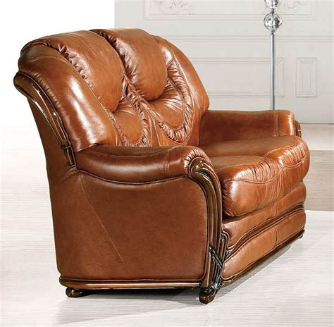 leather loveseat brown classic italian leather loveseat prime classic design modern italian and luxury furniture