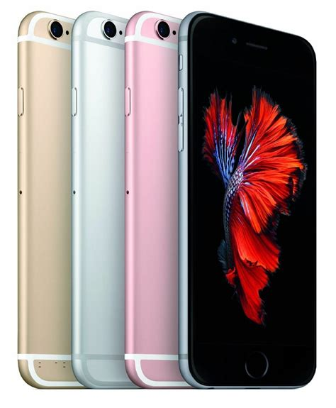 apple iphone 6s plus 6s 6plus 6 5s 4s factory unlocked pink gold silver gray cad 183 13