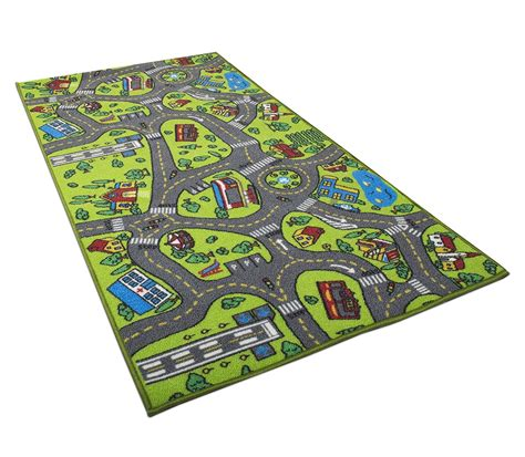 country road design children play mat sell items