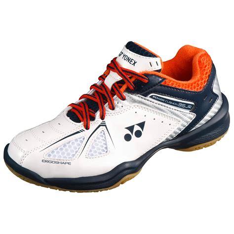yonex power cushion shb 35 junior badminton shoes