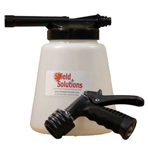 Alat Hf Takeda 4 In 1 Alat Hf 4 Fungsi shield solutions hose end foam sprayer