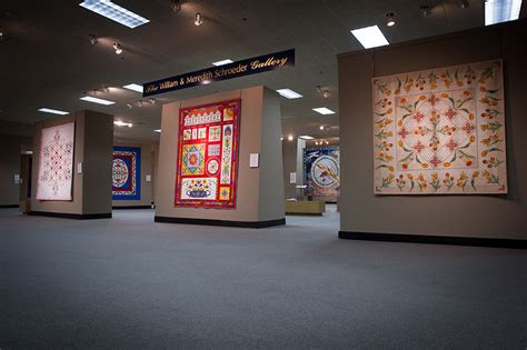 The National Quilt Museum by Current Quilt Exhibits The National Quilt Museum