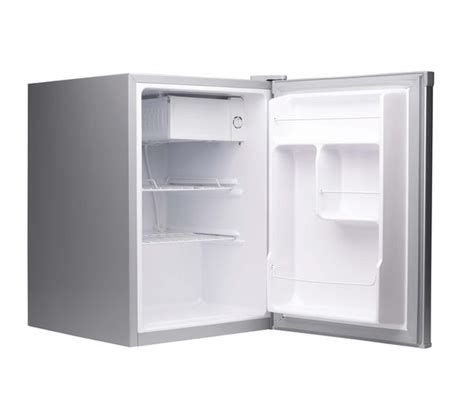 Buy Kitchen Cabinet Doors Only by Buy Logik Ltt68s12 Mini Fridge Silver Free Delivery