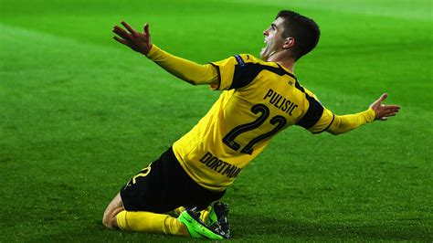 christian pulisic speed can messi type christian pulisic become america s first